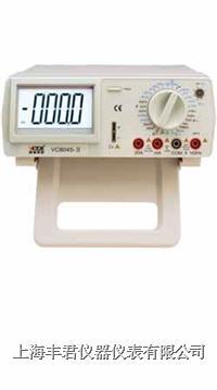 VC8045-II(41/2位台式万用表) VC8045-II