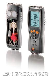 testo 327-1 (O2) 烟气分析仪 testo 327-1 (O2)