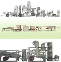 Dehuller Machine