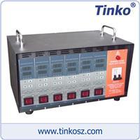 6点热流道时序箱 热流道时序器 HRVG-06A 中性6点时序箱