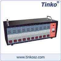 苏州天和仪器-10点热流道时序箱 时序控制器 HRVG-10A 中性10点热流道时序箱