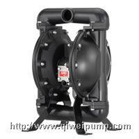 美国ARO气动隔膜泵1.5寸金属泵 66617X-XXX-C
