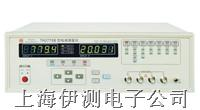 常州同惠电感测量仪 TH2775B