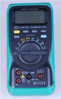 数字万用表(温度测试)日本共立1011 1011