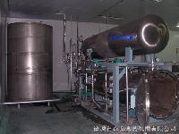 全自动双层热水循环式高温高压杀菌锅