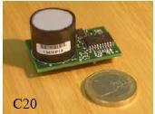 C20 红外CO2 传感器 C20