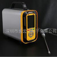深圳逸云天手提式烟气检测分析仪 PTM600-YQ