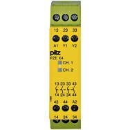 订货编号:774585,PILZ触点扩展输入模块 PZE X4 24VDC 4n/o