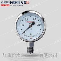 蒸汽压力表 Y-40BF/50BF/60BF/100BF/150BF