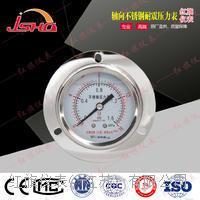 耐震不锈钢压力表 YN-60B/YN-100B/YN-150B