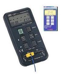K/J 记忆式温度表TES-1307 TES-1307