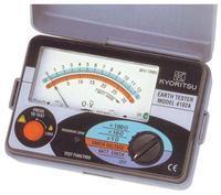 指针式接地电阻测试仪4102A KYORITSU-4102A