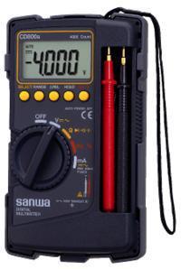 数字万用表CD800A CD-800A