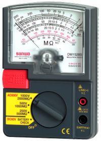 指针式绝缘电阻测试仪DM5218S DM5218S