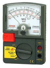 指针式绝缘抵抗计PDM508S PDM-508S