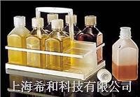 美国Nalgene DS5996多瓶搬运架,白色聚碳酸酯 DS5996