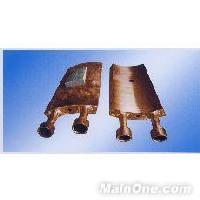 铸造锻造导电体