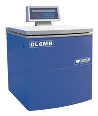 落地式大容量冷冻离心机  DL6MB