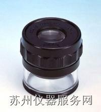 放大镜 型号 1983 放大倍数 10X   有效直径 20mm 尺寸 32mm