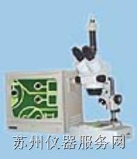 体式显微镜 GXTA-CTV视频连续变倍体视显微镜