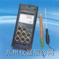 便携式PH计 便携式防水型pH计-HI9024