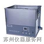 超声波清洗机 双频数显台式清洗器-SK2200LH
