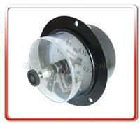 100MM轴向电接点压力表 100BX-BC01