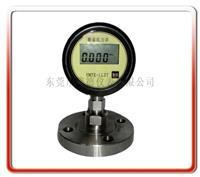 法兰式数显隔膜压力表 YTPSX-MF01