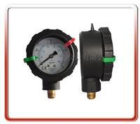 单面PP隔膜压力表  PPFC-P01