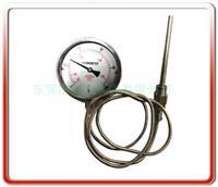 100MM径向软管连接全钢温度表 WTZ/WTQ-280-04