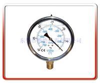 100MM径向耐震真空负压表 100UL-AZ004