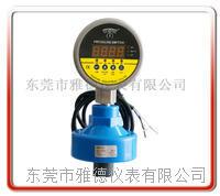 PP隔膜式数显电接点压力表 YDSX-PP007-1
