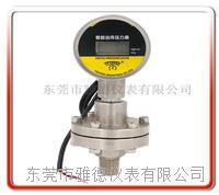 全不锈钢隔膜式数显远传压力表 YDSX-SUSPP014