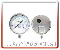 150MM径向全不锈钢压力表 150US-SA001