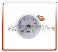 37mm带毛细管水压表 壁挂炉水压表  蒸气水压表  37QZ-D25