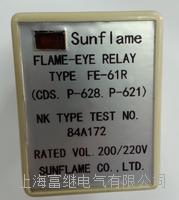 FE-61R火焰继电器 FE-61R AC110V AC220V