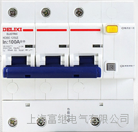 HDBE-125LE小型漏电断路器 HDBE-125LE/3P