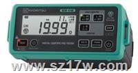 KEW 4140回路电阻测试仪 KEW 4140 参数  价格  说明书