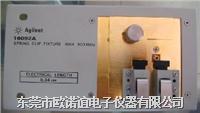 现货/特价HP16092A电容/电感夹具Aglient16092A张S 13560813766 HP16092A Aglient16092A