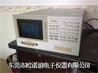 Agilent4294A精密阻抗分析仪, 40 Hz 至 110 MHz Agilent4294A