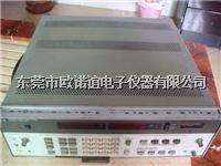 音频分析 HP8903B 带滤波器