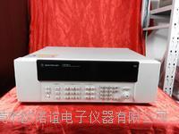 数据采集器 Agilent安捷伦(是德)34980A 8个通道 安捷伦34921A采集卡