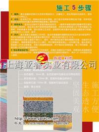 透水砼添加剂,透水混凝土凝胶增强剂,混凝土增强剂