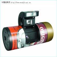 阔口瓶型照相机