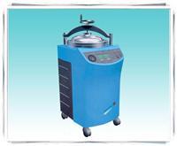 全自动控制不锈钢立式电热蒸汽压力消毒器灭菌器灭菌锅YX400Ⅲ
