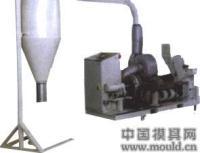 SLZ强化进料锥形回收造粒机组