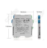 GS8536-EX 二进二出 模拟量输入隔离式安全栅 二线制智能变送器(HART)、三线制变送器、电流源输入检测端隔离安全栅(双路),给危险区的变送器提供隔离