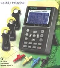 TES-6800+6801/02/3007電力諧波分析儀 TES-6800+6801/02/3007