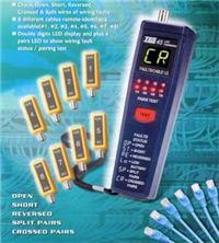 网络缆线测试器TES-45A 网络缆线测试器TES-45A