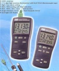 K.J.E.T.R.S.N.型温度计TES-1314 K.J.E.T.R.S.N.型温度计TES-1314